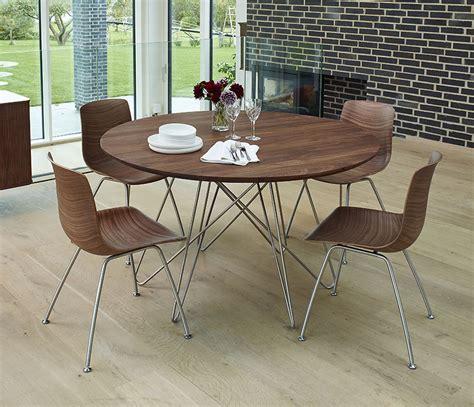 Moderner Runder Esstisch by Modern Table Dining Furniture Wharfside