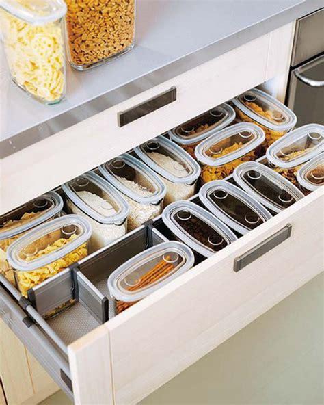 drawer organization ideas 35 functional kitchen cabinet with drawer storage ideas Kitchen