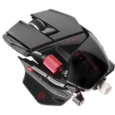 Mad Catz Rat 9 Wireless Gaming Mouse For Pc