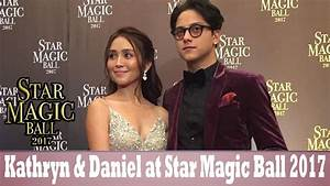 Kathryn Bernardo & Daniel Padilla at Star Magic Ball 2017 ...