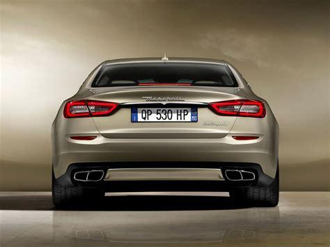 Ermenegildo Zegna For Maserati 2018 Quattroporte Design