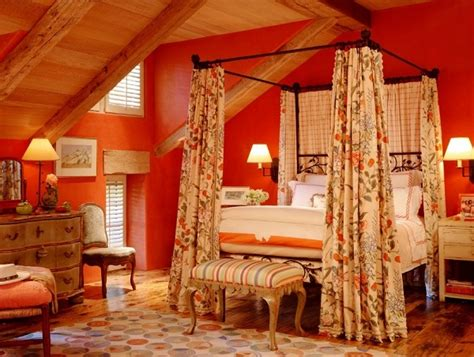Decorating Ideas For Orange Bedroom by Epic Orange Bedroom Designs Decorating Ideas Photos