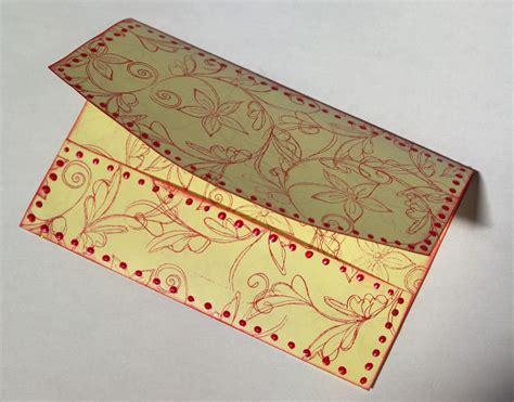 printable gift card envelope template