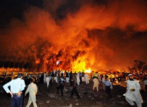 killed  terror attacks  pakistan   years