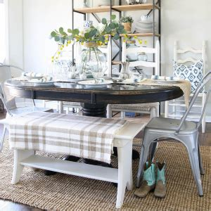 Perfect Farmhouse Style Furniture Whimsical