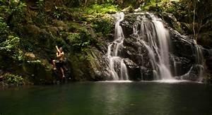 Belize Mayflowe... Waterfall