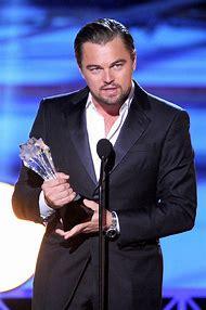 Leonardo DiCaprio Awards