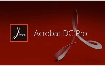 Adobe Acrobat Pro screenshot #4