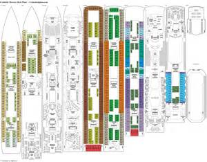 cruises deck plans constellation 16 summit deck plan carnival cruise ships