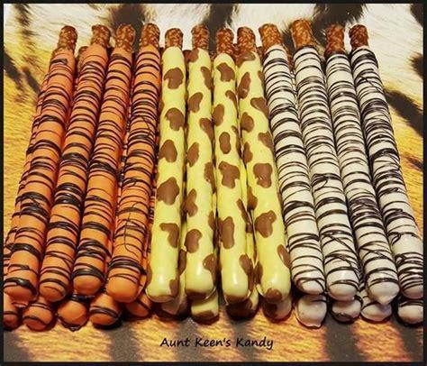 Chocolate Covered Pretzel Rods Fundraiser