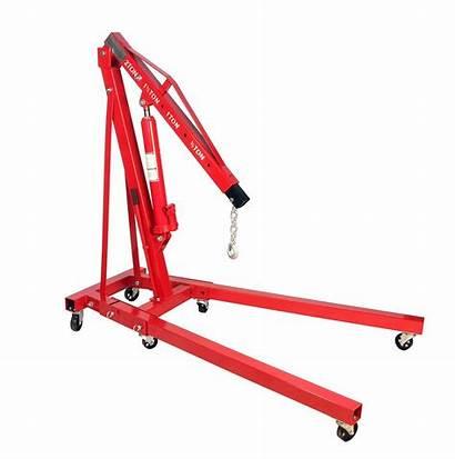 Engine Repair Crane Lift Hoist Caster