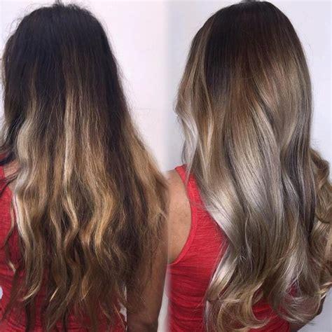 luxurious brazilian blowout hairstyles