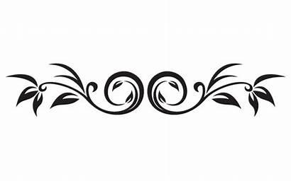 Scroll Clip Decorative Clipart Decoration Fancy Scrolls
