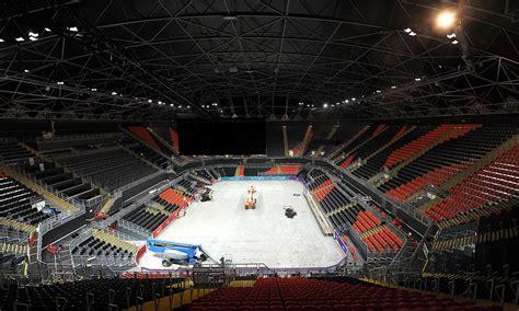 sale  million  olympic basketball arena