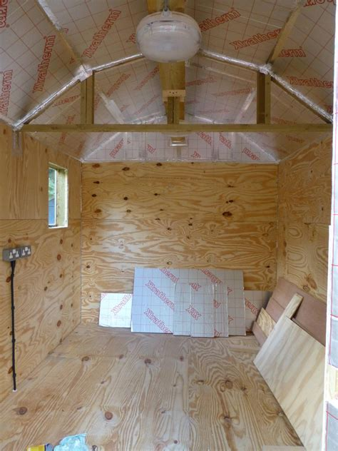 garden shed lining modelling questions   tips rmweb