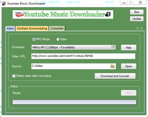 Please paste or type youtube video url bellow input box, click on convert. YOUTUBE MUSIC DOWNLOADER Full version Free Download - ltstapp4free