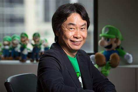 Shigeru Miyamoto habla sobre su jubilación - JuegosADN
