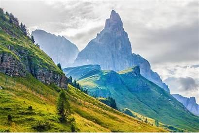 Italy Dolomites Mountains Trentino Hiking Travel Itinerary