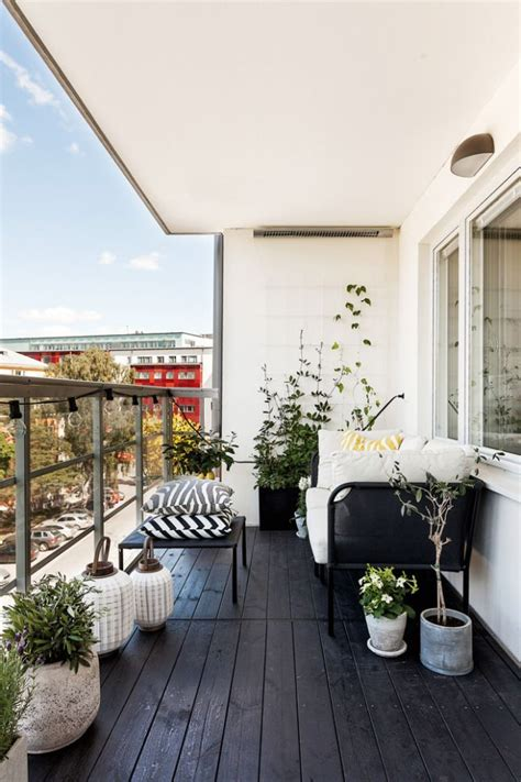 idees pour amenager son balcon outdoor spaces
