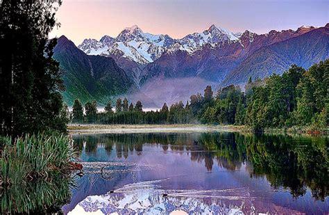 New Zealand Scenery Wallpaper Wallpapersafari