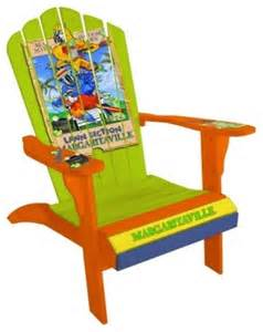 margaritaville classic adirondack lawn section eclectic outdoor lounge chairs by hayneedle