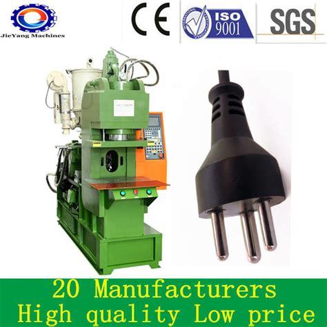 China PVC Plug Injection Molding Mould Machine USB Cable