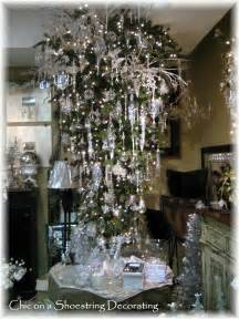 Upside Down Christmas Tree Decorating Ideas