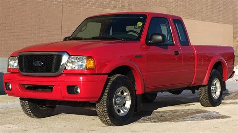 2005 ford ranger edge supercab manual transmission for sale in winnipeg mb