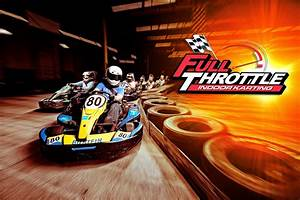 Full Throttle Indoor Karting Opens Second Location In