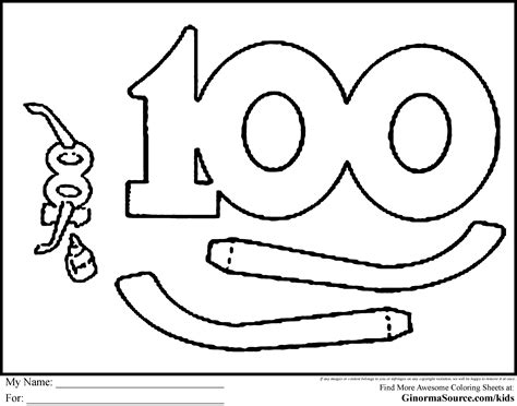 100th Day Of School Crown Template by Free 100 Day Of School Printables Coloring Europe