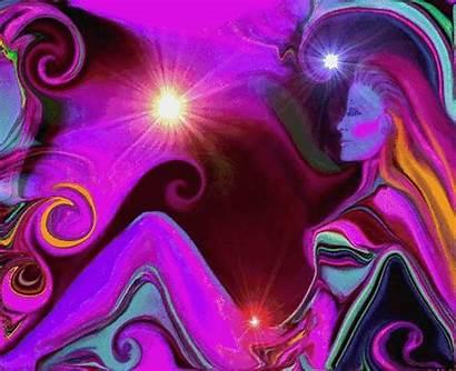 Energy Chakra Female Meditation Healing Chakras Balancing