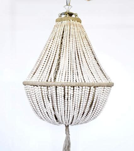 annabella chandelier au courant interiors coastal beaded chandeliers casual