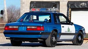 1989 Ford Mustang SSP Police Car for sale | Motor1.com Photos