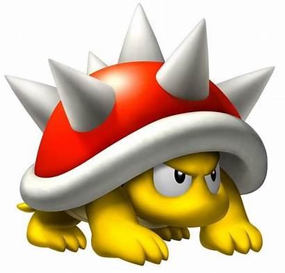 Mario Clip Clipart Kart Characters Super Turtle