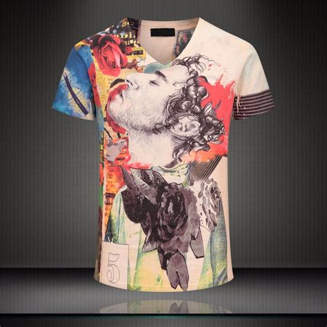 custom 100 polyester t shirt printing wholesale blank 3d sublimation printed t shirt buy