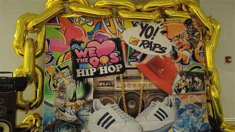 hip hop birthday party ideas   curtis