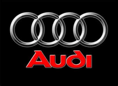 Audi Logo  Logospikecom Famous And Free Vector Logos