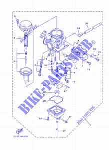 Yamaha Ybr 125 Parts Manual