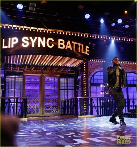 Jason Derulo Thrusts His Body For 'lip Sync Battle