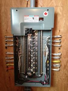 Current Electric  U00bb Residential Panel Wiring