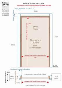 Porte D Intérieur Sur Mesure : bomport fabricant portes interieures contemporaines ~ Edinachiropracticcenter.com Idées de Décoration