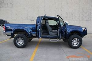2007 Toyota Tacoma Trd Supercharged  U2013 6in Fabtec Lift