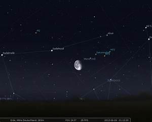 Mondphasen Berechnen : abnehmender mond am 9 juni im sternbild wassermann ~ Themetempest.com Abrechnung