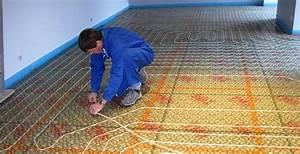 eco conseil plancher chauffant eau basse temperature With parquet pour plancher chauffant basse température