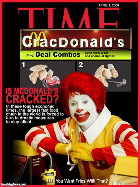 Mcdonalds Time Magazine Cover Pictures  Freaking News