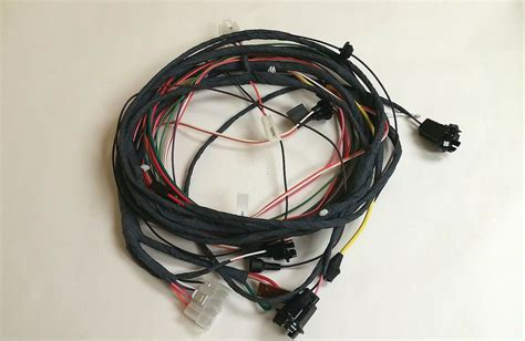 Chevy Impala Rear Light Wiring Harness Convertible