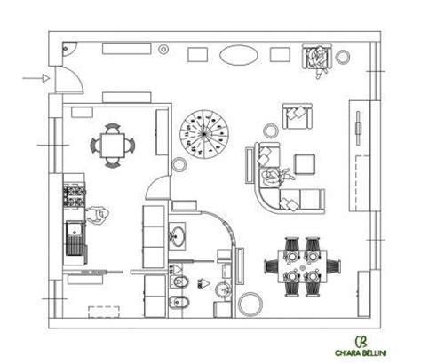 ristrutturazione  pianta  una abitazione