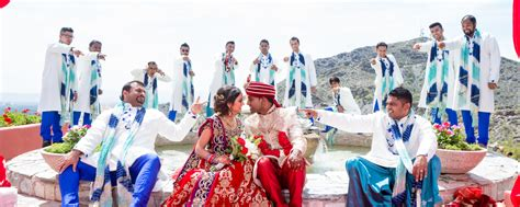 phoenix destination wedding swati  madhukar indian