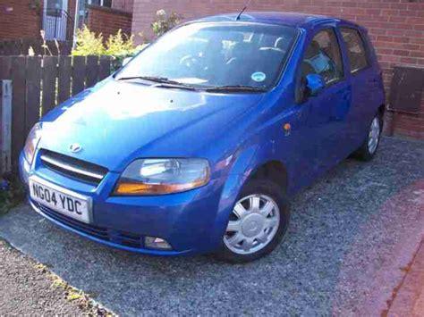 Daewoo 2004 Kalos Sx 16v Blue. Car For Sale