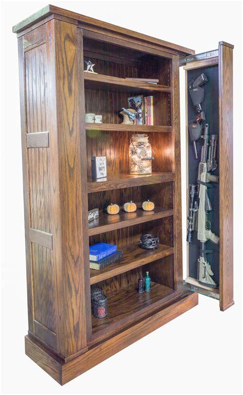 Furniture Sale Bookcase by Bookcase Gun Storage American Concealed Furniture